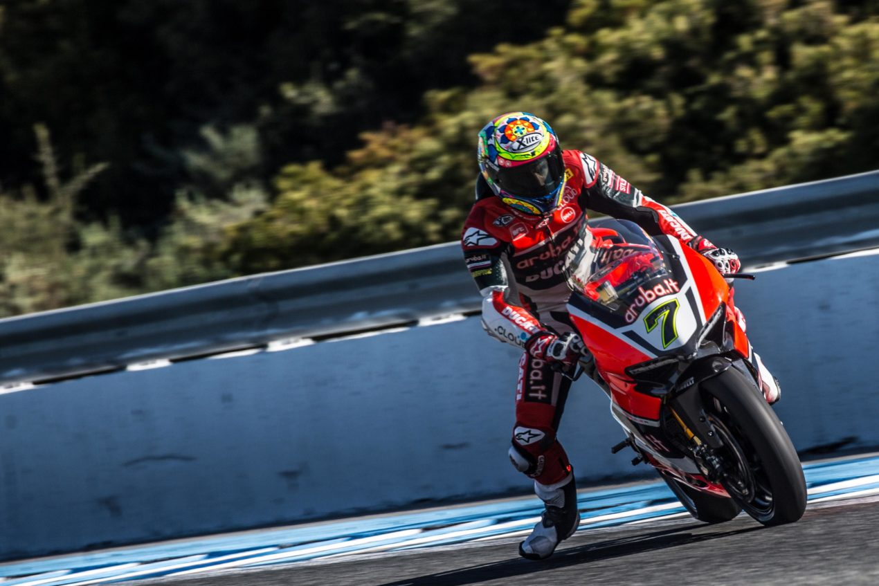 Ducati Corse Looking To Make Big Gains In Worldsbk