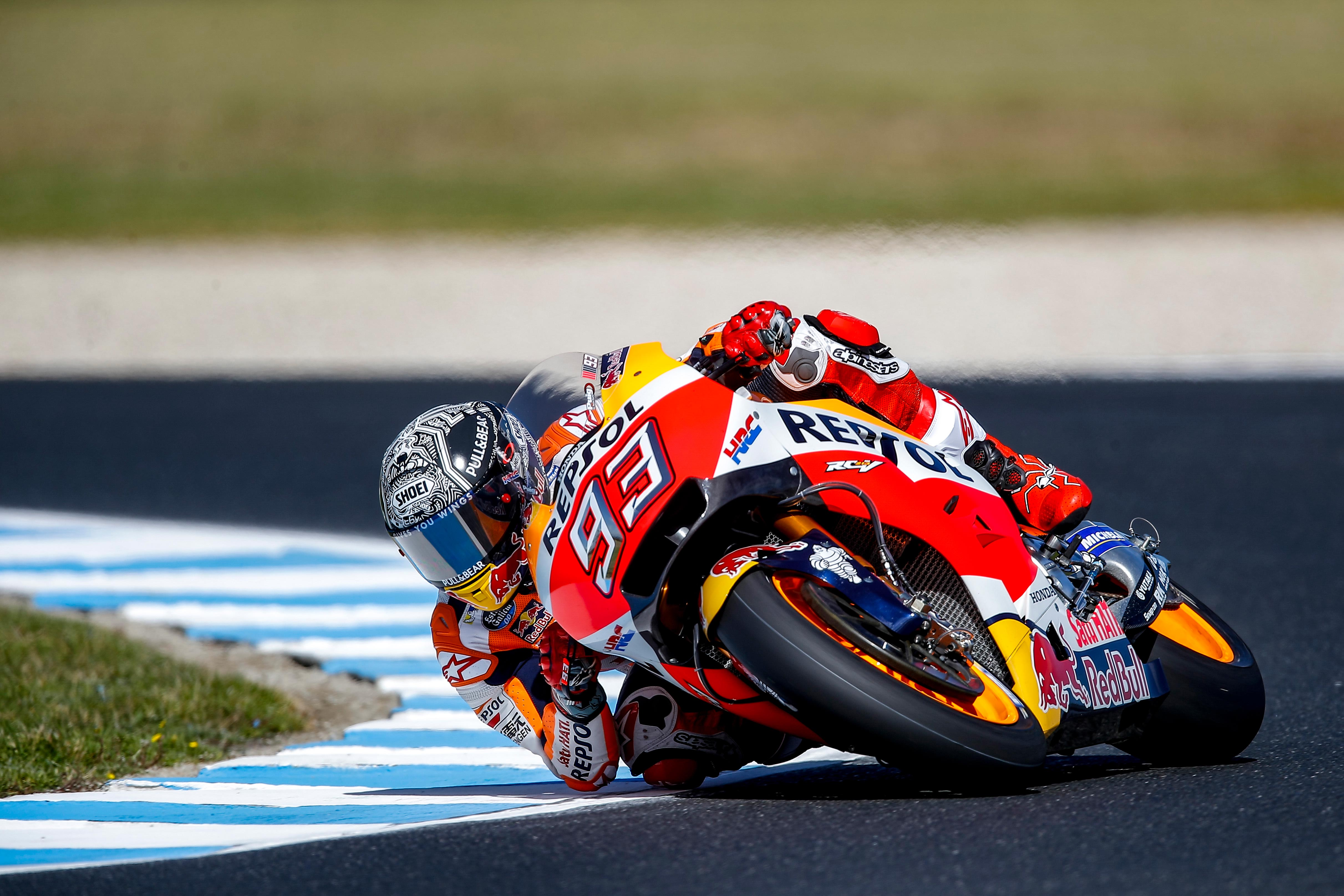 MotoGP Phillip Island MotoGP Test Summary - Day 1