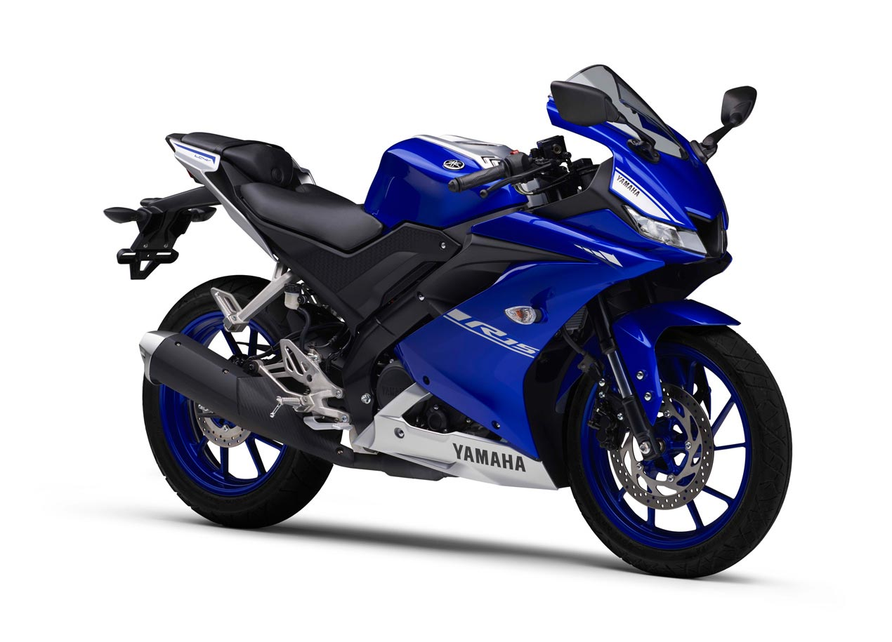 Yamaha yzf r15 gets updated with variable valves asphalt for Yamaha philippines price list 2017