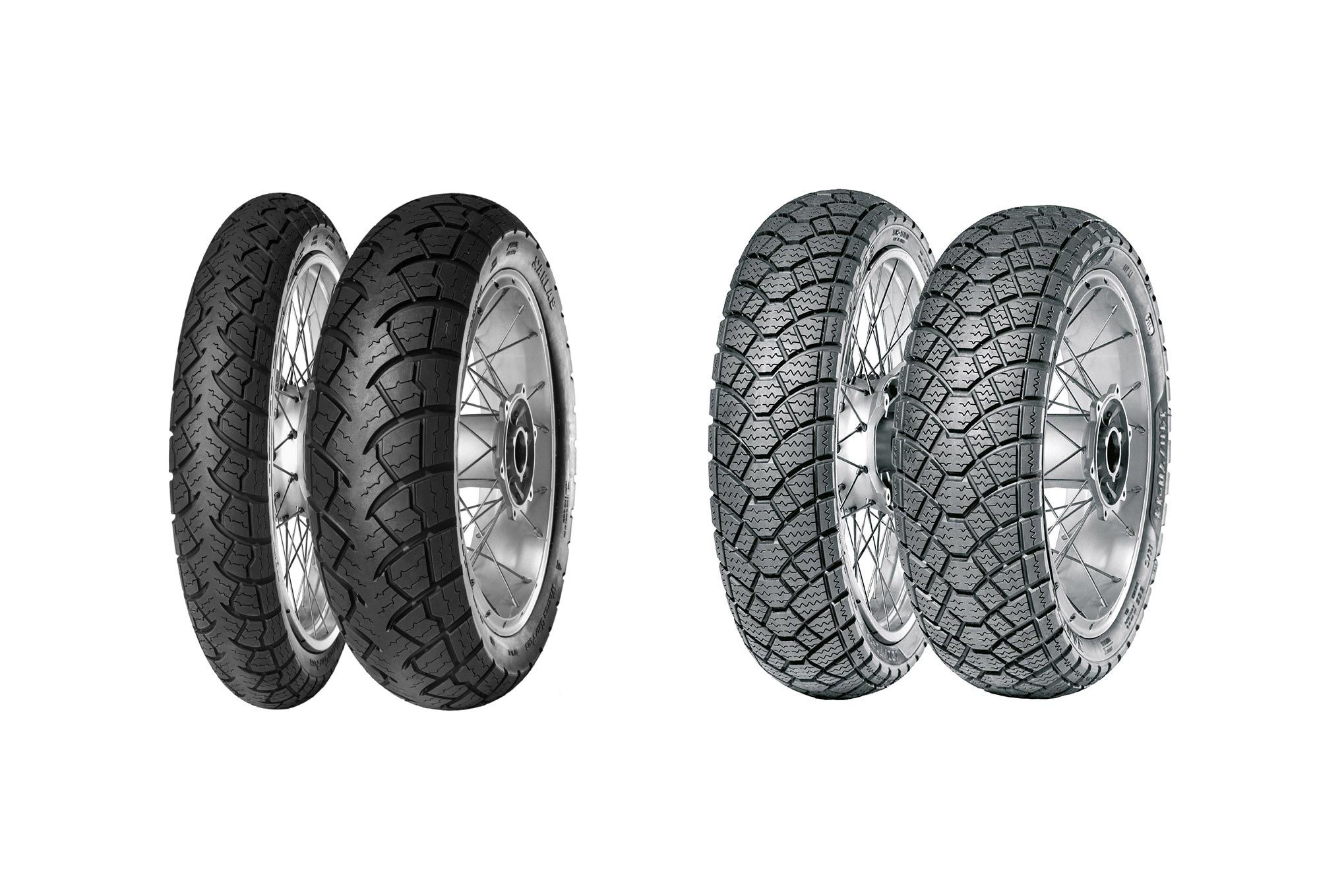 Winter Tires Quebec >> Yes, Winter Traction Tires Exist for Motorcycles - Asphalt & Rubber