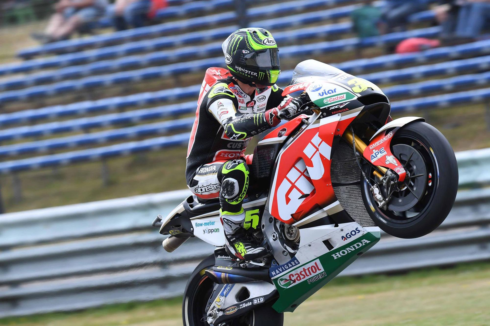 Friday MotoGP Summary at Assen: Fast Yamahas, Unstable Bikes, & Aerodynamic Loopholes