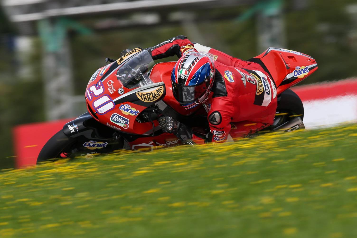 Talking with Joe Roberts - America's Moto2 Racer