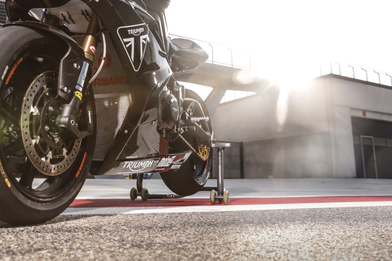 Sorry, There Will Be No Triumph Daytona 765 for 2019