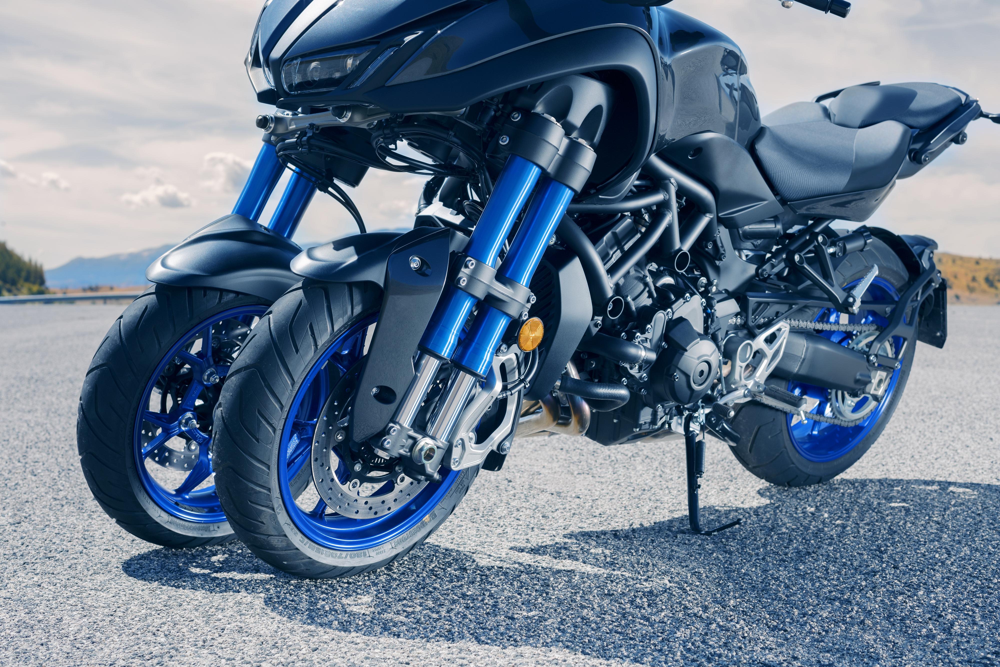 yamaha niken review threewheeled motorcycle - HD3600×2400