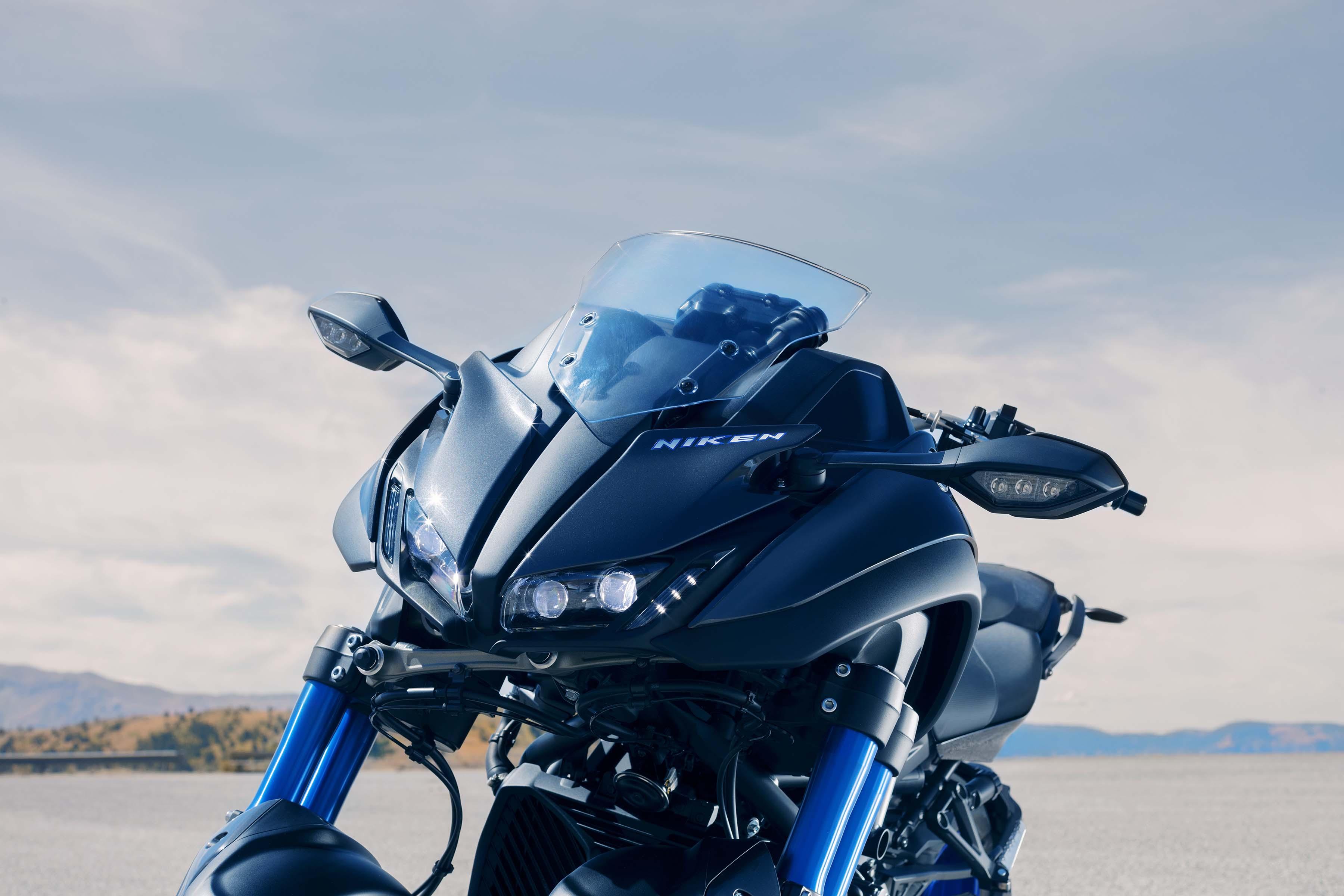 yamaha niken review threewheeled motorcycle - HD1600×1067