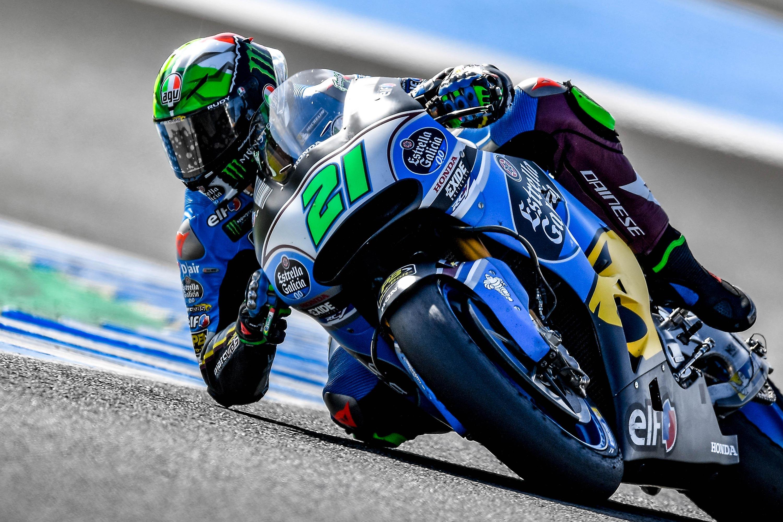 Talking to MotoGP's Rookies: Franco Morbidelli - Asphalt