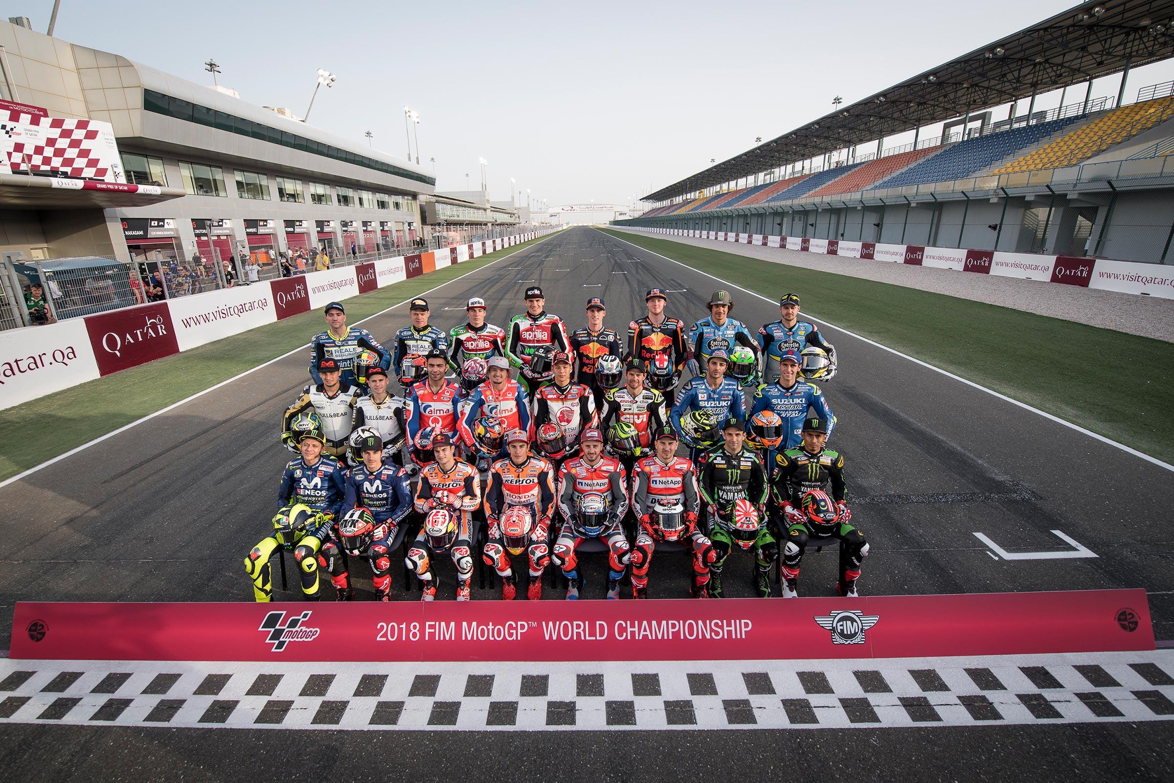 Thursday MotoGP Summary at Qatar: Making a Weird Weekend Even Weirder - Asphalt & Rubber