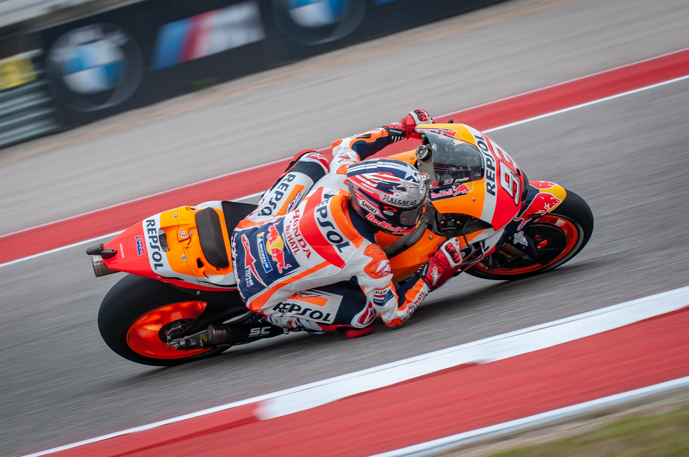 Marquez Continues Qualifying Streak at the Americas GP* - Asphalt & Rubber