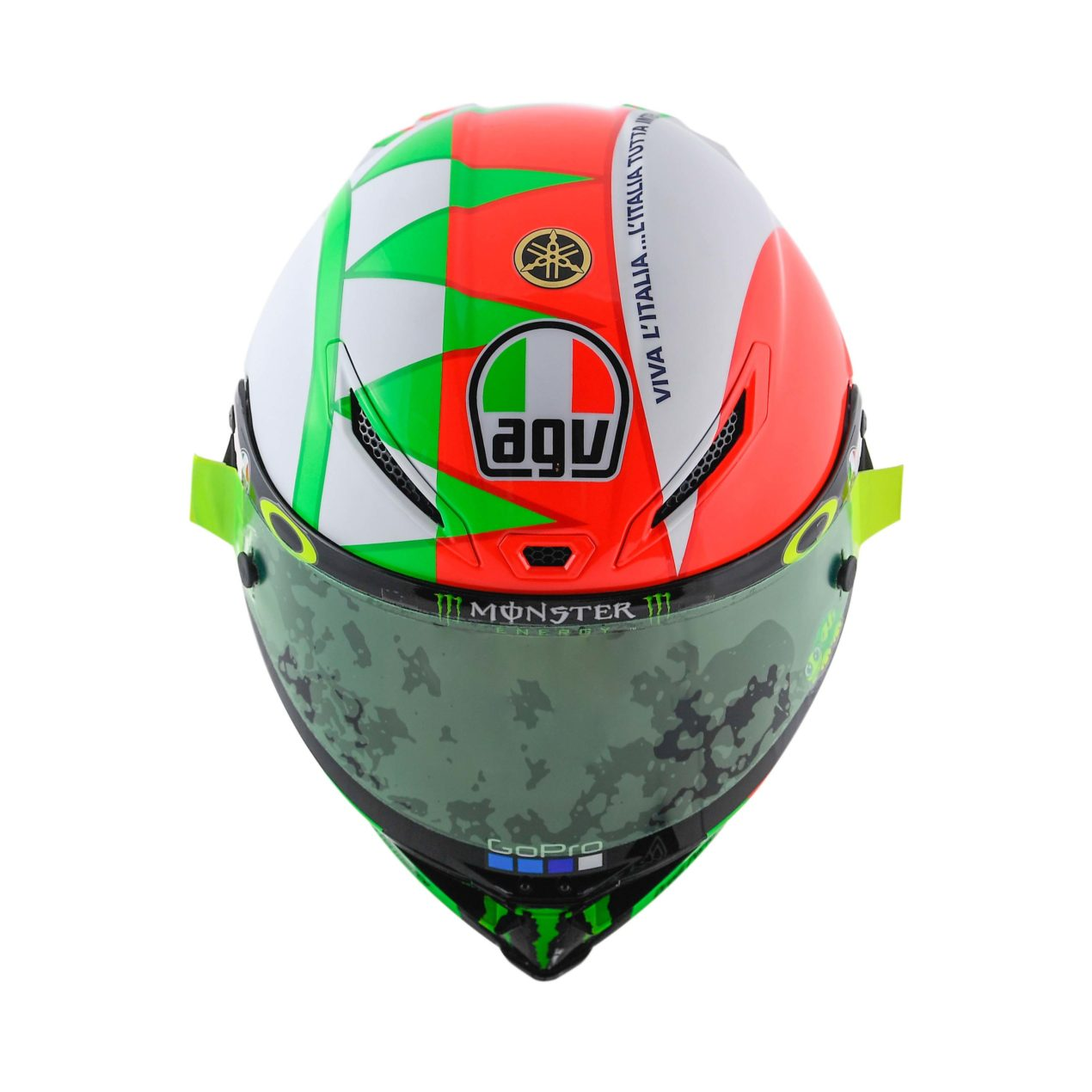 Valentino rossi 2018 helmet