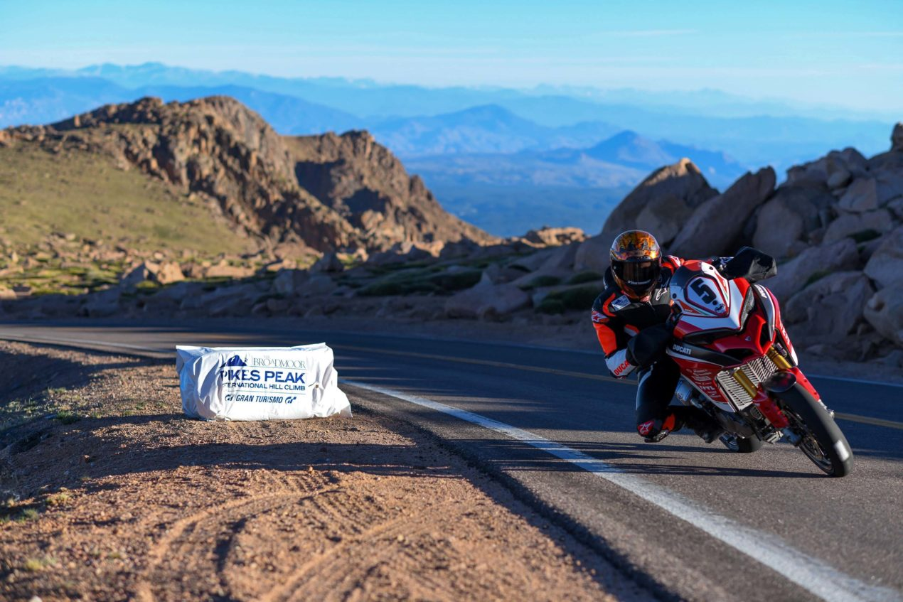 2018 pikes peak international hill climb motorcycle results. Black Bedroom Furniture Sets. Home Design Ideas