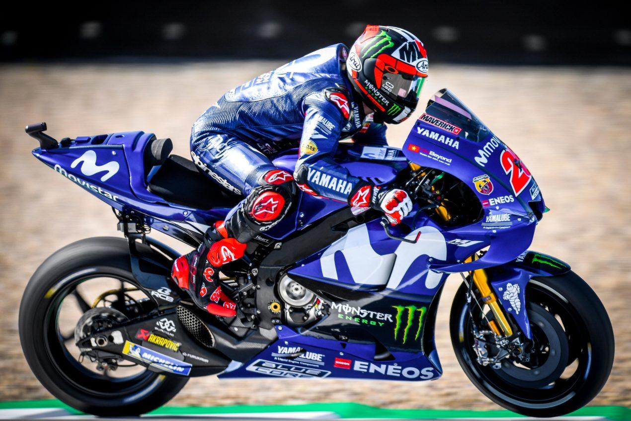 Friday MotoGP Summary at Assen: Spectacular Saves, Hard ...