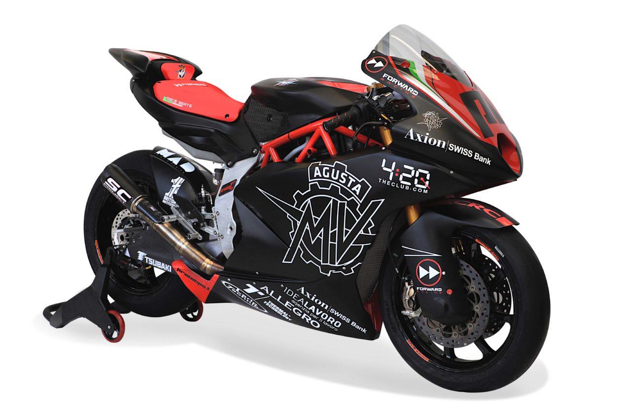 Romano Fenati Will Race in Moto2 with MV Agusta - Asphalt & Rubber