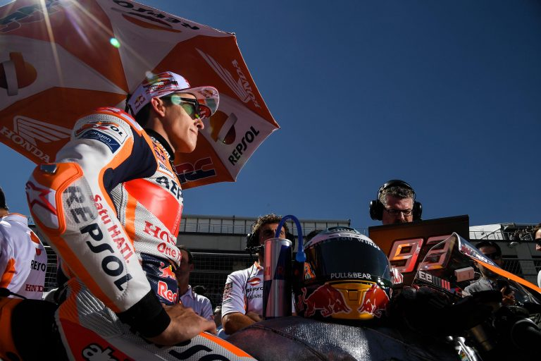 KTM's Sets Its Sights on Marc Marquez, And Other MotoGP News