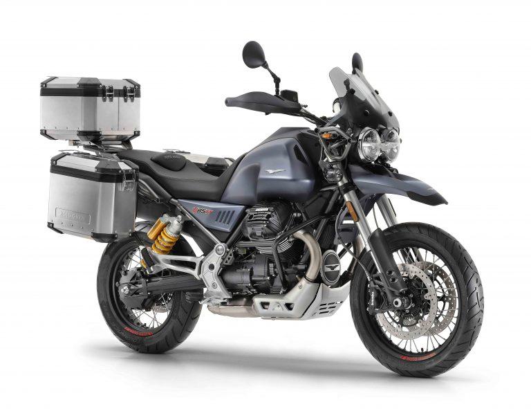 2018 Indian Motorcycle Rumors >> Moto Guzzi V85 TT Breaks Cover a Little Early - Asphalt & Rubber