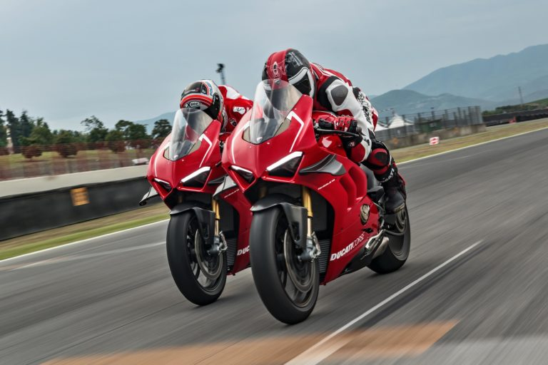 Ducati Panigale V4 R Debuts with 217hp, Wings, & More - Asphalt & Rubber
