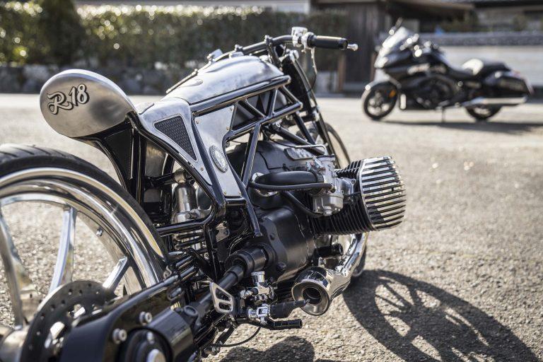 Bmw Teases An 1 800cc Air Cooled Boxer Engine Design