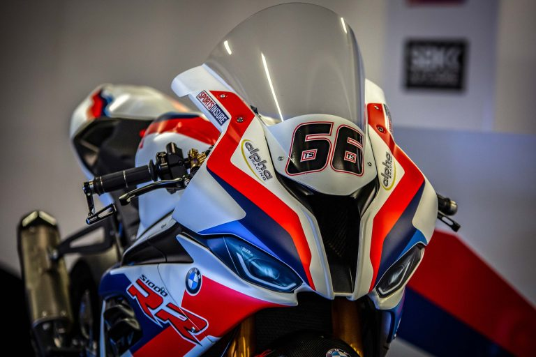 Up-Close with the WorldSBK-Spec BMW S1000RR - Asphalt & Rubber