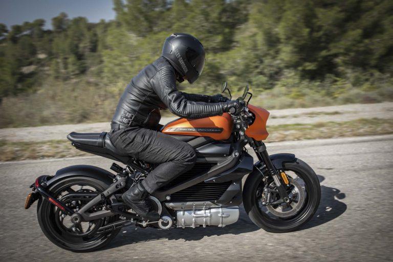 Harley-Davidson Livewire Priced at $29,799 - Asphalt & Rubber