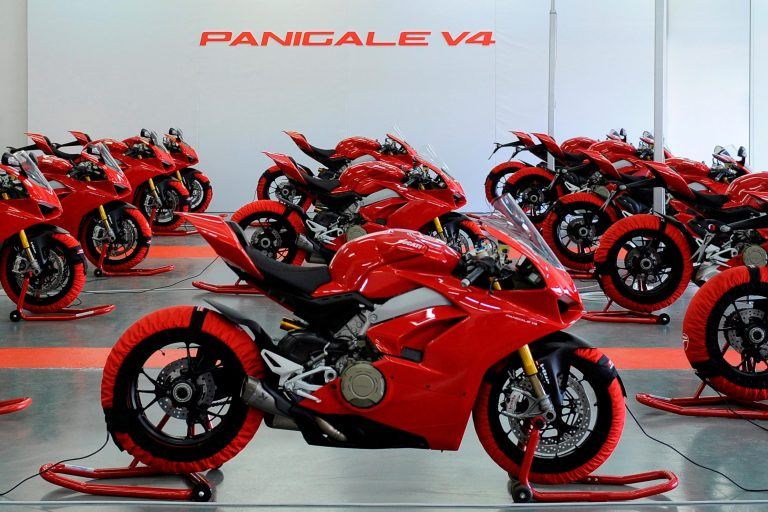 The USA Is No Longer Ducati's Largest Market