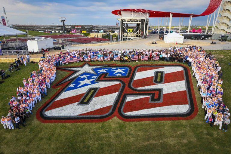 MotoGP Retires The Number 69 In Honor Of Nicky Hayden