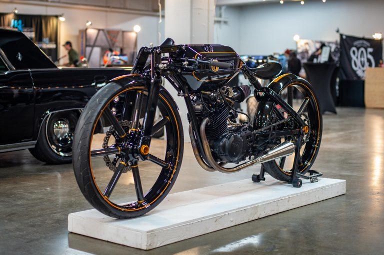 The One Moto Show: ABC 500 by A Bike Company