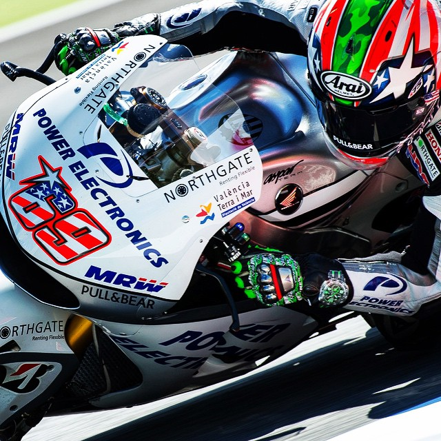 🇺🇸 Photo: @tonygoldsmithphotography #NickyHayden #NH69 #Honda #MotoGP #Moto #Motorbike #Motorcycle #Bike #BikeLife #InstaMoto #InstaBike #Race #Italy #ItalianGP #Mugello #InstaGood #Weekend #Ride
