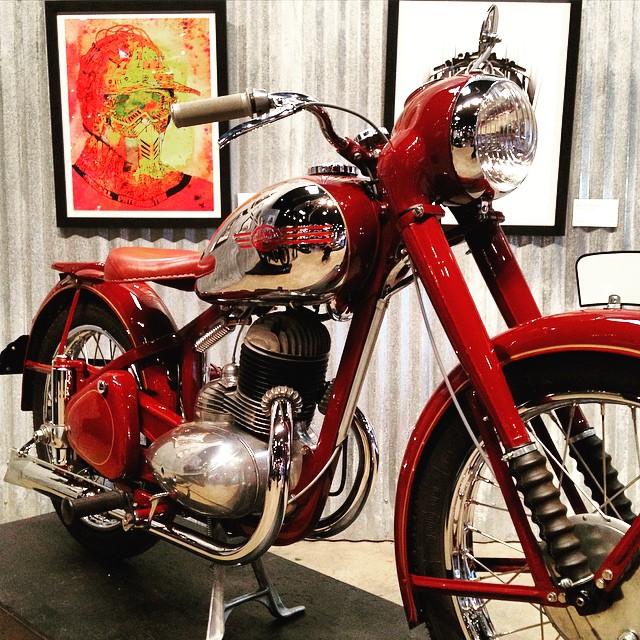 Simplicity Paved the Way. #Moto #Motorbike #Motorcycle #Bike #BikeLife #InstaMoto #InstaGood #Custom #Vintage #Classic #Jawa #Handbuilt #HandbuiltShow #Austin #Texas