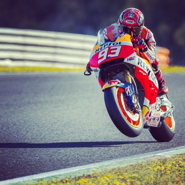 #KentuckyDerby? This Is #Horsepower. Photo: @tonygoldsmithphotography #MotoGP #MM93 #SpanishGP #Moto #Motorbike #Motorcycle #Bike #BikeLife #InstaMoto #InstaGood #Ride #Race #Jerez #Spain #Motorsport