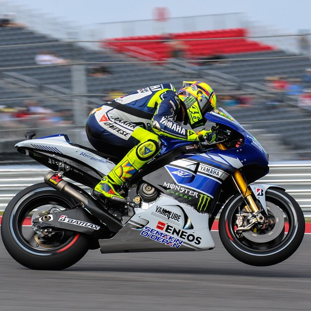 All booked for #MotoGP at Austin, Texas. Are you? #COTA #Yamaha #VR46